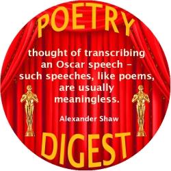 Alexander Shaw Poem