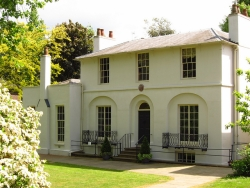Keats House photo by Laura Nolte