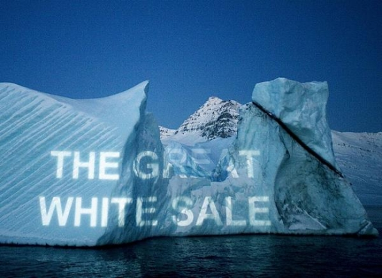 The Great White Sale